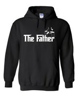 The Father Hoodie - Father's Day Gift Godfather Grandfather Puppet Strings Mafia