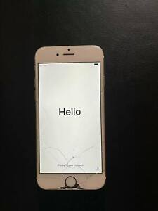 Apple iPhone 6 16GB Gold A1549  [Working Fine]