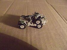3d printed sas lrdg jeep 1/72 kit