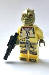 LEGO Star Wars Minifigure Bossk Bounty Hunter & Short Blaster 75167 **New**