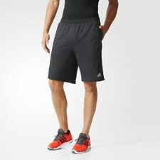 Cotton Fitness Shorts for Men with Pockets