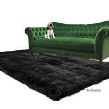 Shag Area Rug - Carpet - Runner - Superior Faux Fur - Faux Sheepskin - Rectangle