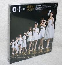 AKB48 0 to 1 no Aida Million Singles 2015 Taiwan 2-CD