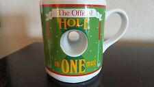 The Official Hole in One Mug Papel Freelance
