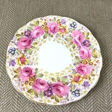 Royal Albert Serena Cake Plate Tea Side Sandwich English Bone China 16cm wide