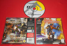 Playstation PS1 Time Commando [PAL (Fr)] Ps One Slim *JRF*