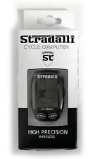 STRADALLI 33 FUNCTION WIRELESS CYCLING BIKE ROAD MTB COMPUTER HEART RATE MONITOR