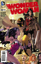 WONDER WOMAN #39, 1:100 COLOUR VARIANT, New, First print, DC NEW 52 (2015)