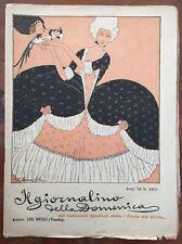 IL GIORNALINO DELLA DOMENICA Anno VII, N. 26, 15 Giugno 1919, Moroni Celsi Vamba