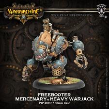 Warmachine: Mercenaries Freebooter Heavy Warjack PIP 41057