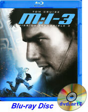 BLU-RAY : MISSION IMPOSSIBLE 3 : M:I-3 - Tom Cruise