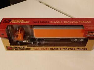 DCP. Diecast Promotions.Tractor-trailer.1/64. Schneider. 31299. New. HTF.