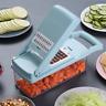 Salad Peeler Cutter Fruit Slicer Vegetable Chopper Cucumber Carrots Kitchen Tool