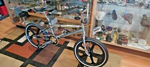 Kuwahara OLD SCHOOL BMX BIKE PRIMO PRO CUSTOM USA made! S&M Haro GT DK SE RL NOS