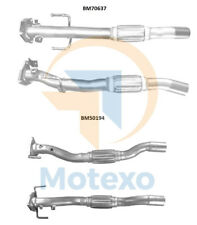 Front Pipe FIAT QUBO 1.3 MJTD (199A2.000) 9/08-4/11