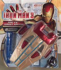Iron Man 3 Marvel ARC FX Wrist Armor 2 Launching Missiles NISB