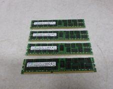 Samsung 64GB (4x16GB)  2Rx4 PC3L-12800R DDR3 ECC M393B2G70DB0-YK0 Server RAM
