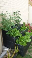 Raised Garden Bed Kit - Recycled Plastic - Longlife