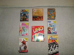 Summer Holiday Fun-Sun Travel Games Bundle F