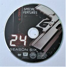 24 (TV show) - SEASON 6 - DISC 7 REPLACEMENT DVD DISC ONLY