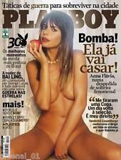 PLAYBOY MAGAZINE BRAZIL # 359 - ANA FLAVIA - JUNE 2005 - EXCELLENT CONDITION HOT