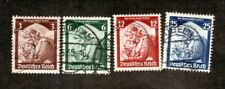 Germany--#448-51 Used--1935 Return of the Saar