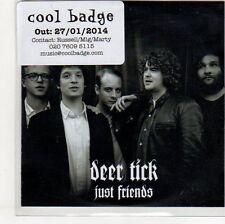 (EO966) Deer Tick, Just Friends - 2013 DJ CD