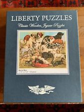 """Liberty Wooden Jigsaw Puzzle """"Best In Show""""  553 pcs Complete"""
