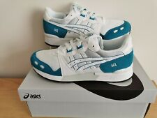 ASICS GEL LYTE WHITE/TEAL BLUE 1191A092-102