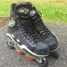 Easton Air Vent Big Wheel Roller Hockey Skates Senior Size 9 D