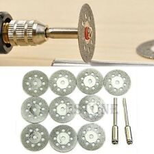 New Rotary Tool Circular Saw Blades Cutting Wheel Discs Mandrel Cutoff