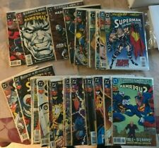 SUPERMAN 1994 TRIANGLE SERIES 1 TO 32 BIZARRO 87 88 MANY MORE ACTION COMICS NM