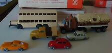 N scale Wiking & maybe others   - Truck & Car Assortment - lot 6  plus   set I