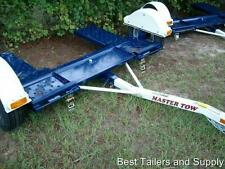 2017 MASTER TOW dolly 80THD w no brakes LED NEW