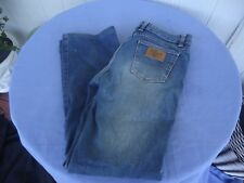 vintage rm williams r.m. denim jeans   W 34 r L 31 Australia tj437 stretch