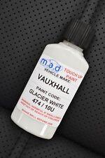 Vauxhall Glacier Blanc 474/10U Ensemble VIVARO MOVANO Corsa Astra Van