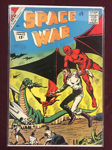 SPACE WAR 17 Professionally Graded GD+ 2.5