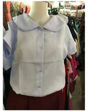 School Girls Uniform Blouse For Adult - Small