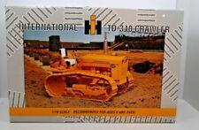 ERTL #4592 1/16th INTERNATIONAL TD-340 CRAWLER TOY TRUCK'N CONSTRUCTION EDITION