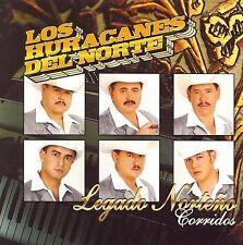 Los Huracanes Del Norte : Legado Norteno Corridos CD