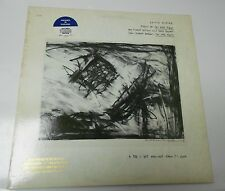 David Byrne LP Music For The Knee Plays ECM 25022 EX+/VG 1st Press 1985 PROMO