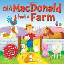 """""""AS NEW"""" Picture Flats: Old MacDonald (Whizzy Winders), Igloo Books, Book"""