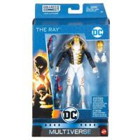 "DC MULTIVERSE THE RAY COLLECT & CONNECT LEX LUTHER 6"" ACTION FIGURE TOY"