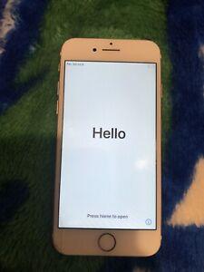 32 GB Rose Gold IPhone 7 Unlocked