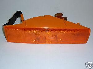 Classic Ford Sierra Mk1 1982-1987 Front Left Hand Side Indicator Lens Orange x 1