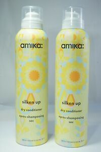 Pair of 2 AMIKA: Silken Up Dry Conditioner 5.1 oz. BRAND NEW
