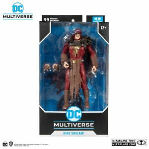 DC Multiverse King Shazam The Infected - McFarlane Toys