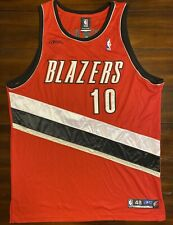Rare Vintage Reebok Portland Trailblazers Joel Przybilla Basketball Jersey
