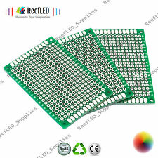 1Pcs 4x6cm Double Side PCB Prototype Circuit Printed Soldering Track Strip Board
