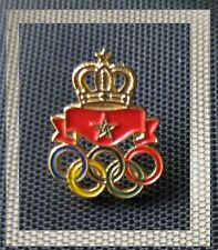 Morocco Pin badge Olympic NOC Team Badge London 2012